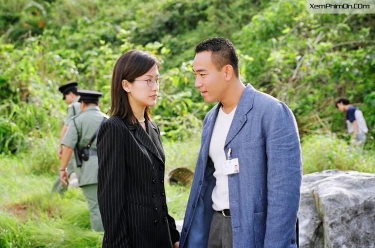 Lâm Bảo Di (vai Tăng Gia Nguyên) và Trần Tuệ San (vai Niếp Bảo Ngôn)