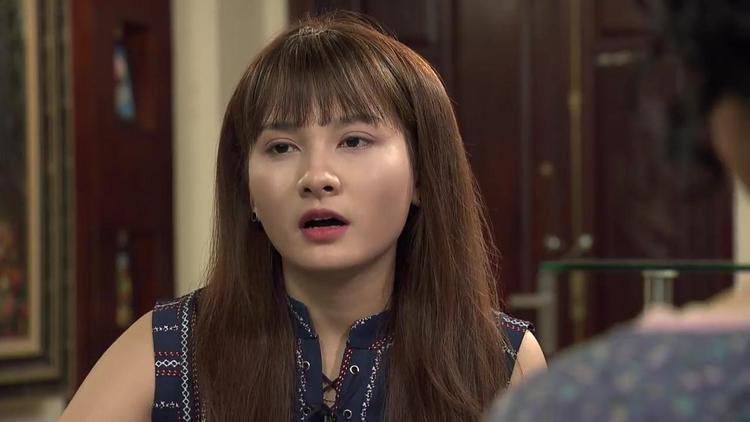 Vai diễn Minh Vân giúp Bảo Thanh tỏa sáng rực rỡ trong năm 2017 này.