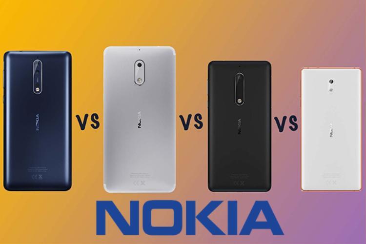 Nokia quyết lấy lại ngôi vương đã mất