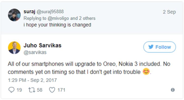 Giám đốc sản phẩm Juho Sarvikas đem lại hy vọng mới cho smartphone tầm trung và giá rẻ đến từ Nokia