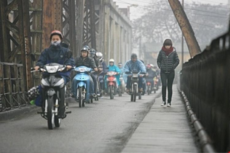 Miền Bắc sắp sửa đón đợt gió lạnh đầu tiên cho mùa thu năm nay