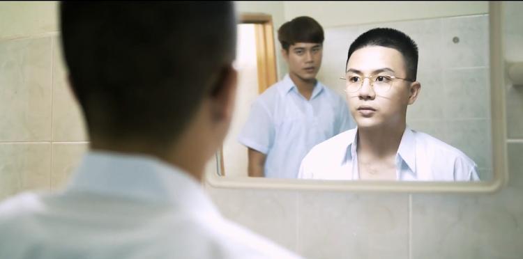 Diễn viên Lê Giang và Khổng Tú Quỳnh gây cười trong tập 2 phim My Sky của Duy Khánh