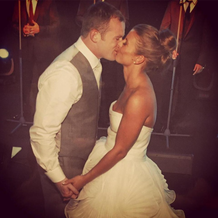 Tình yêu của Coleen dành cho Rooney lớn tới mức cô sẵn sàng tha thứ cho mọi lỗi lầm của chồng.