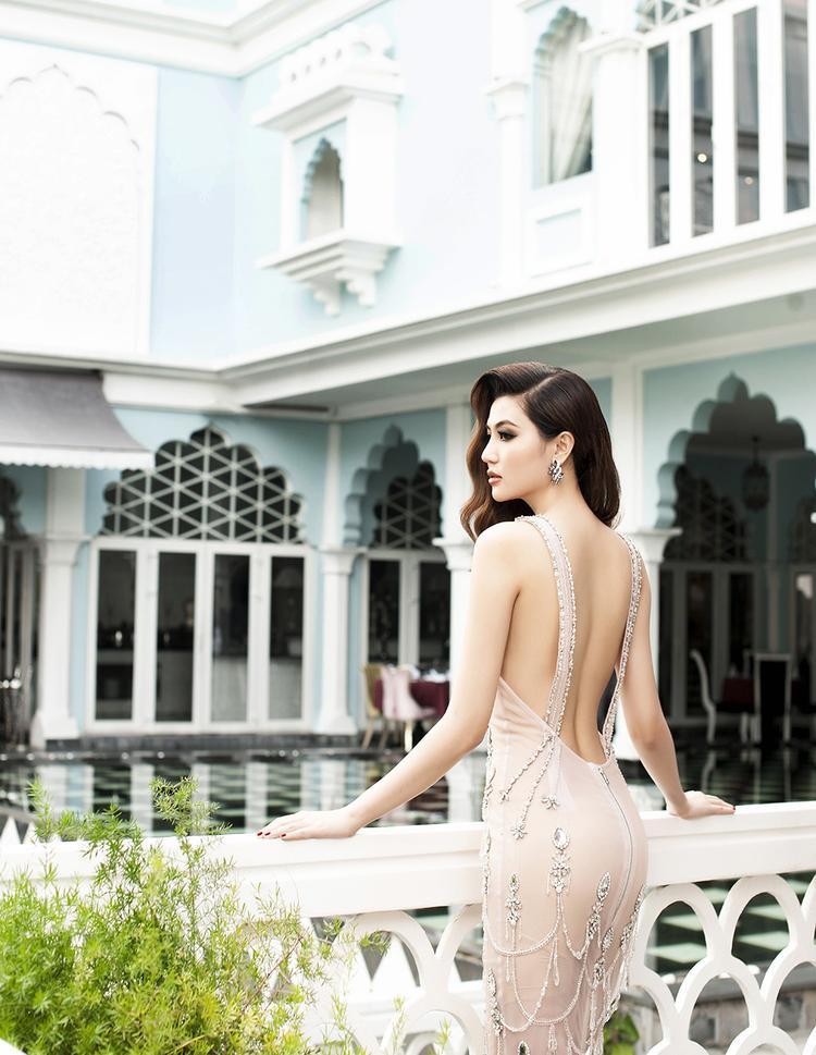 Nữ hoàng sắc đẹp Ngọc Duyên làm giám khảo Hoa hậu Hòa bình Nhật Bản 2017