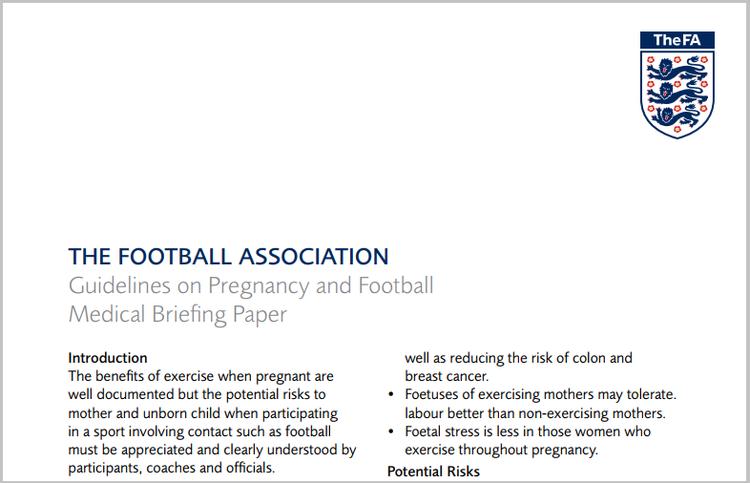 Tài liệu của Liên đoàn bóng đá Anh.
