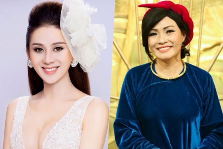 """Hiện tại, Lâm Khánh Chi cũng không muốn nhắc lại câu chuyện bỏ show ngày xưa của """"đàn chị"""" Phương Thanh."""