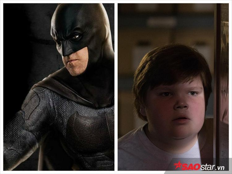 Ái chà chà, Batman và Ben ư?