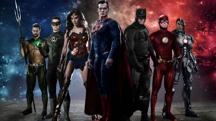 Fan phát hiện sự giống nhau giữa 7 anh chị em siêu nhân trong Chú hề ma quái và Justice League
