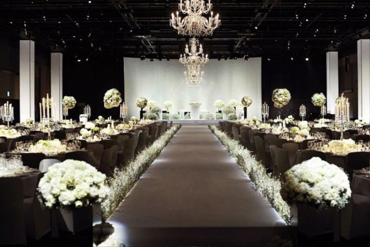 Khách sạn nơi Song - Song sẽ tổ chức đám cưới vào 31/10.