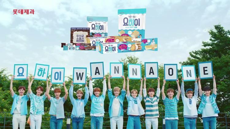 Wanna One hiện là một trong những nhóm nhạc được săn đón nhất Kpop.