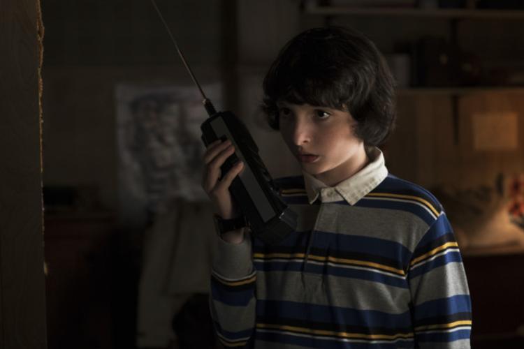 Finn Wolfhard trong Stranger Things.