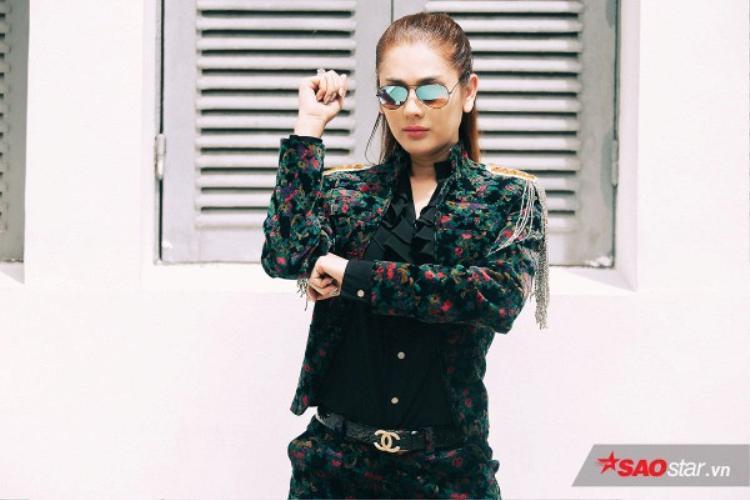 Lâm Khánh Chi gây sốt khi bất ngờ tiết lộ bị Phương Thanh huỷ show trong talkshow SAOstar Quá Giangvừa qua.