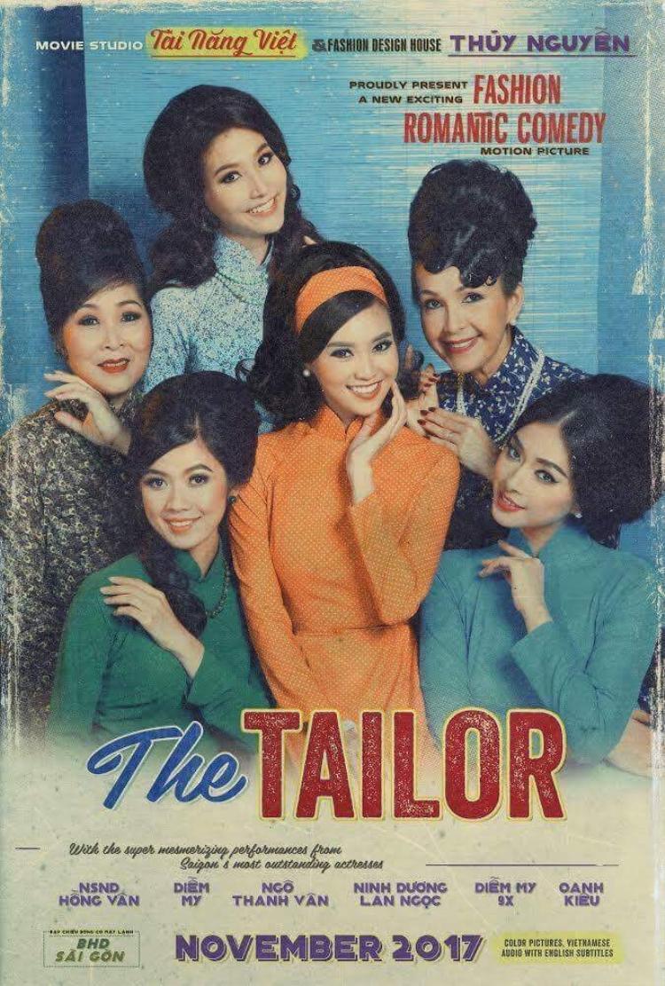 Poster bản tiếng Anh.