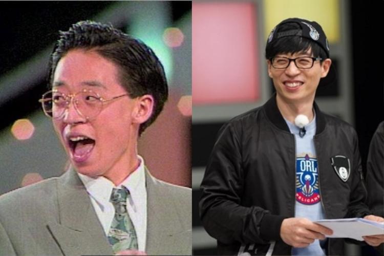 Để xứng với danh hiệu Mc quốc dân chú Yoo luôn phấn đấu làm việc một cách miệt mài.