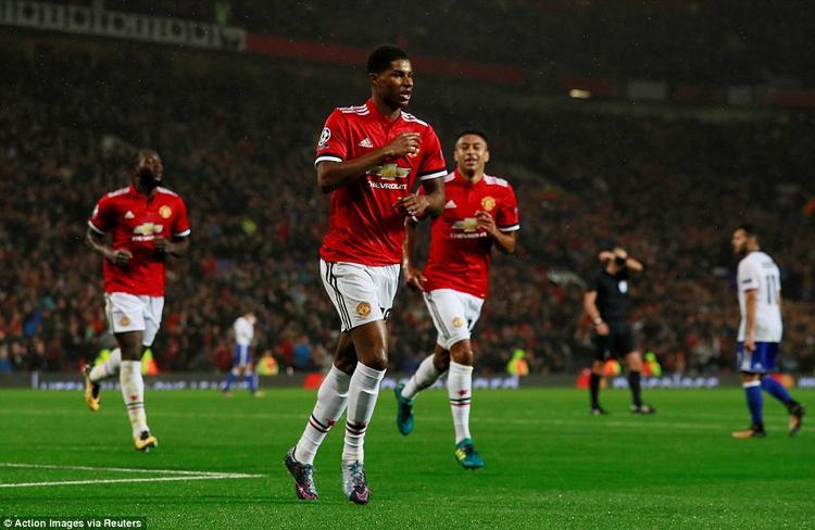 Cuối trận, Rashford chấm dứt mọi hi vọng có điểm của đội khách với cú dứt điểm chính xác trong vòng cấm. Chung cuộc, Man Utd hạ Basel 3-0 đầy thuyết phục trên sân Old Trafford.