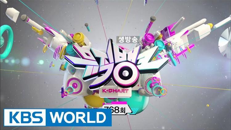 Music Bank là sân khấu âm nhạc hàng tuần được livestream trên youtube và phát sóng trực tiếp tại nhiều quốc gia trên thế giới.