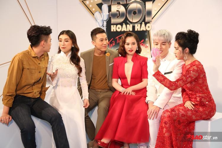 Hé lộ hình ảnh ấn tượng của Top 7 trong tập đầu tiên lên sóng.