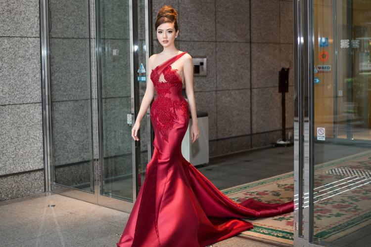 Nữ hoàng sắc đẹp Ngọc Duyên ghi điểm khi ngồi ghế nóng Miss Grand Japan 2017