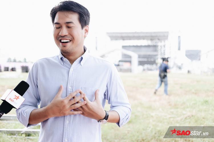 Phillip Nguyễn trước concert The Chainsmokers: Điều tôi mong muốn là trời đừng mưa