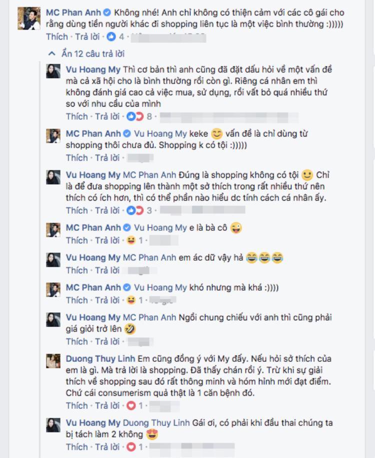 Thí sinh Hoa hậu Hoàn vũ Việt Nam 2017 mất điểm vì sở thích shopping