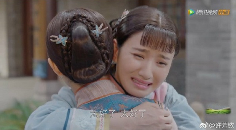 Châu Doanh trở về giả làm ma nữ rửa oan hại chồng