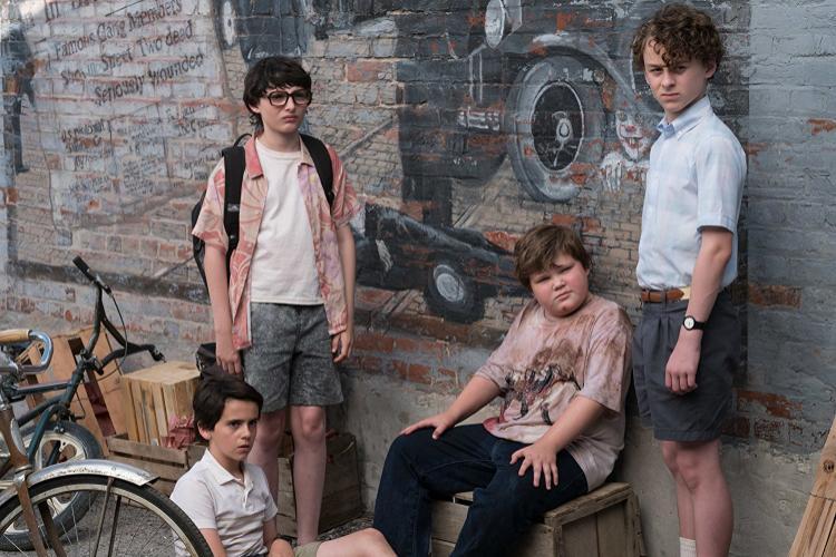 Richie, Eddie, Stanley và Ben.