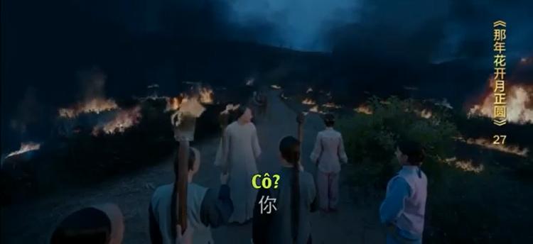 Châu Doanh tự tay thiêu dụi hết 50 mẫu anh túc