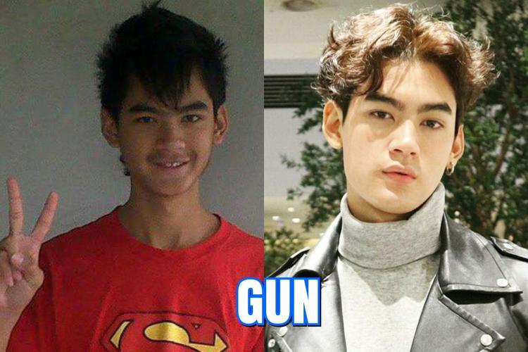 Từ trai quê trở thành người mẫu, Gun - Team Lukkade chính là chàng trai thay đổi nhiều nhất ở The Face Men.