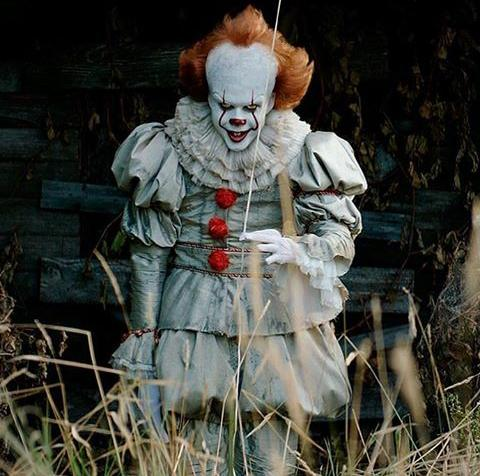 Gã hề Pennywise của It.
