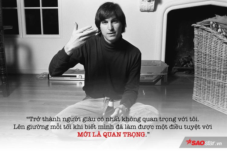 Câu hỏi thiên tài Steve Jobs đã dành tận 33 năm cuộc đời để đi tìm đáp án