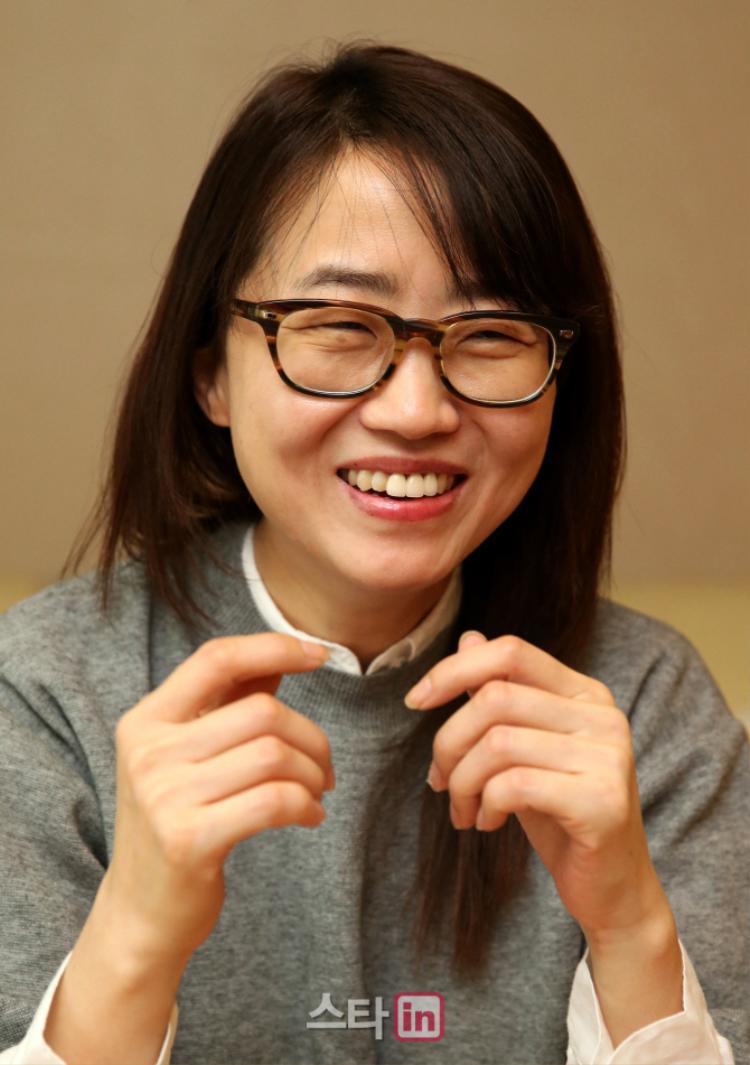 Biên kịch Kim Eun Hee.