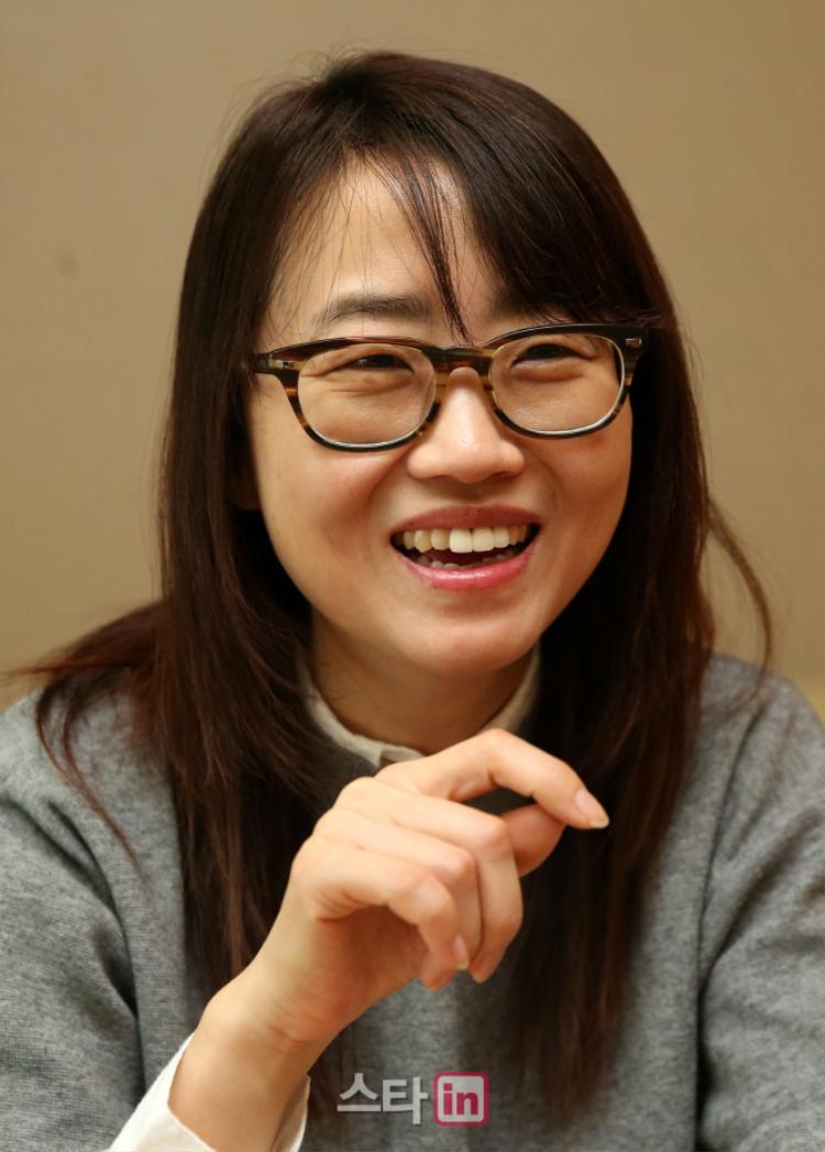 Biên kịch Kim Eun Hee chia sẻ về mong muốn làm phim liên quan đến zombie.