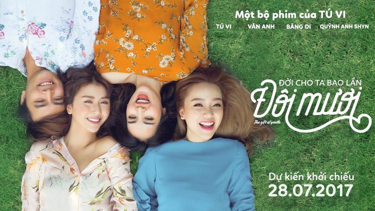 Tác phẩm điện ảnh đầu tay của Quỳnh Anh Shyn