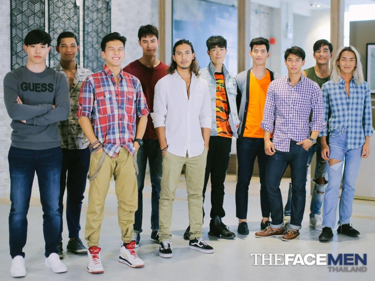 Top 10 thí sinh còn lại của chương trình.