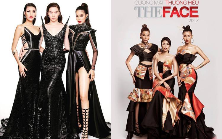Tất nhiên, không thể không kể đến thành công và tầm ảnh hưởng của The Face Vietnam - Gương mặt thương hiệu 2016 - 2017.