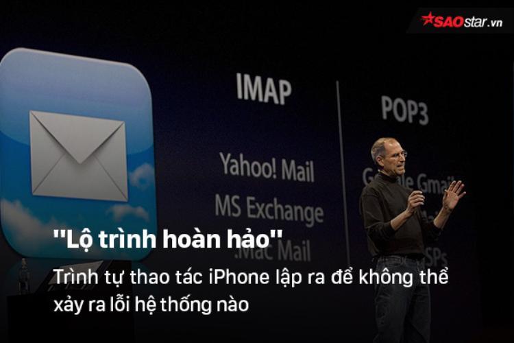Bí mật động trời về màn ra mắt chiếc iPhone đầu tiên: Steve Jobs và những màn kịch của Apple trên sân khấu