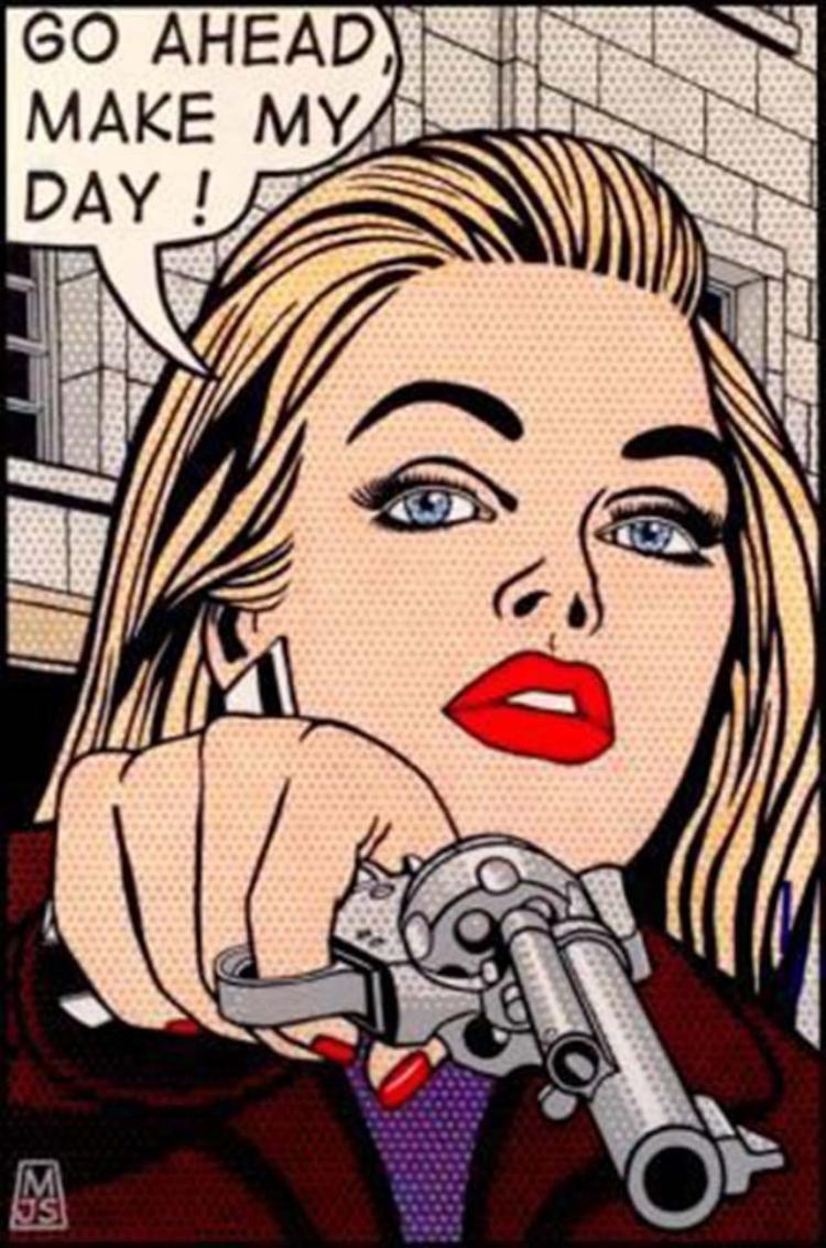 Chuyện màn ảnh: Khi phụ nữ buông hoa hồng và thay bằng nắm đấm mạnh mẽ