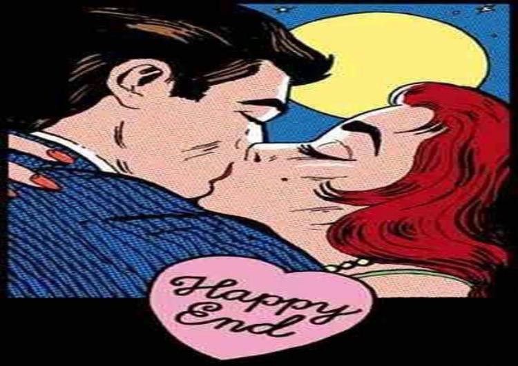 """Nhất là """"happy - ending"""" được ưa chuộng nhất chính là nụ hôn cảm ơn dành cho phái mạnh. Phái nữ có thể trở thành """"phái mạnh"""" được mà?"""