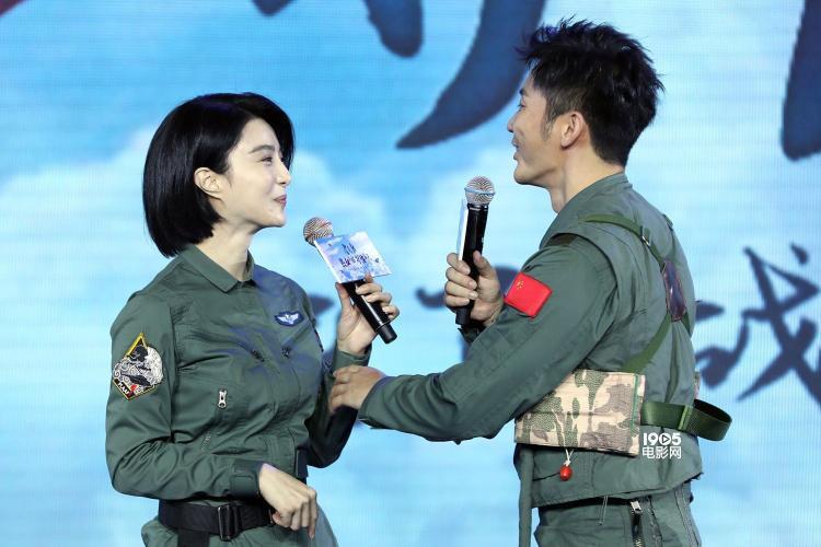 Lý Thần cho biết anh mời Phạm Băng Băng đóng Sky Hunter vì cô không nhận catse.