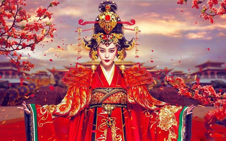 Thiên duyên tiền định của nàng Võ Mỵ Nương Phạm Băng Băng và Lý Thần