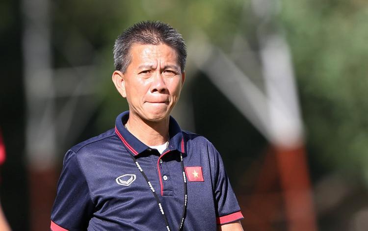 HLV Hoàng Anh Tuấn đã khóa facebook.