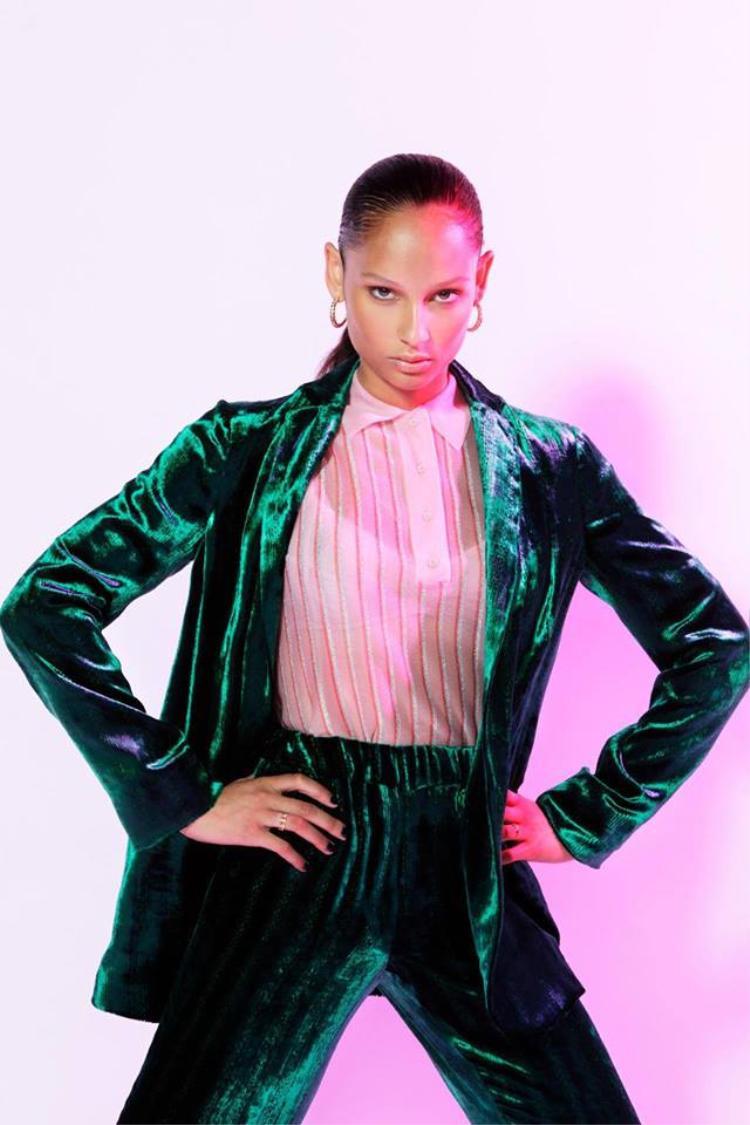 Chelsey, 20 tuổi, thí sinh giành được FCO đầu tiên trong tập 2.