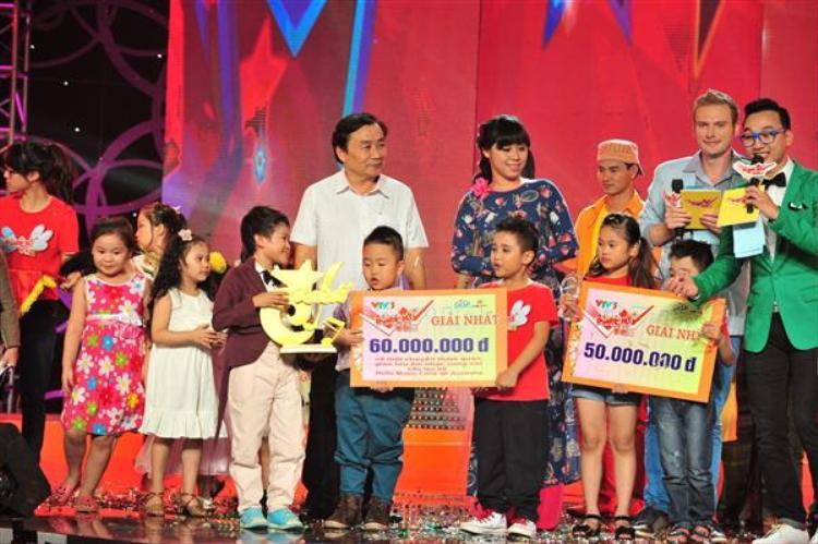 Cùng với Trịnh Nhật Minh (Quán quân The Voice Kids 2016), Quốc Thái từng giành hạng nhất tại Đồ rê mí 2013.