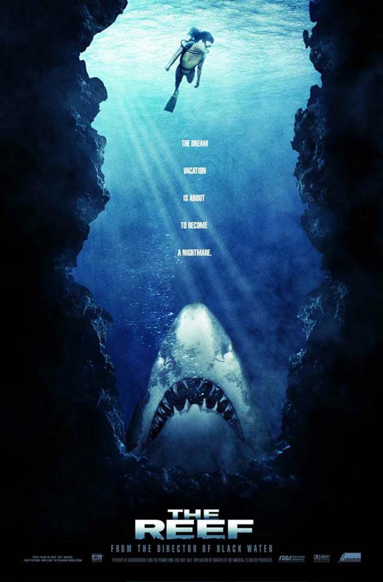 10 bộ phim đáng sợ nhất về hung thần cáp quang: Cá mập
