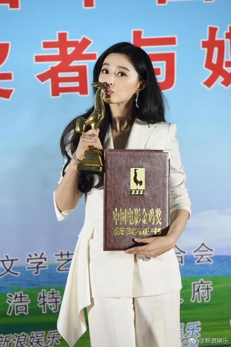 Nhưng có một số nhận định cho rằng, đây chỉ là trang sức đi kèm nhằm tăng thêm sự đẳng cấp cho nữ diễn viên tại lễ trao giải.