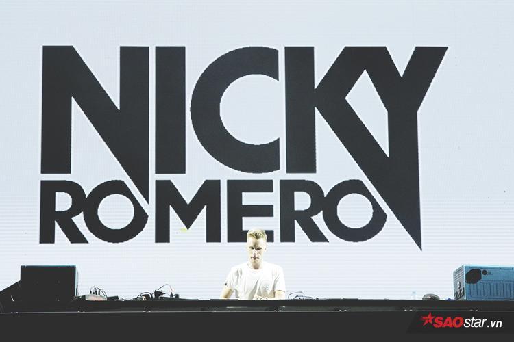 Nicky Romero đã cho khán giả thấy tại sao anh lại được coi là một DJ gạo cội.