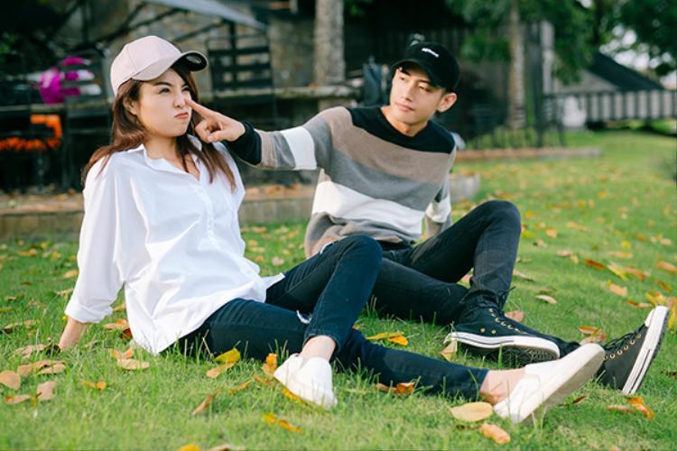 Cả hai thường xuyên chia sẻ những khoảnh khắc tình yêu trên mạng xã hội, thu hút sự chú ý của rất nhiều người hâm mộ.