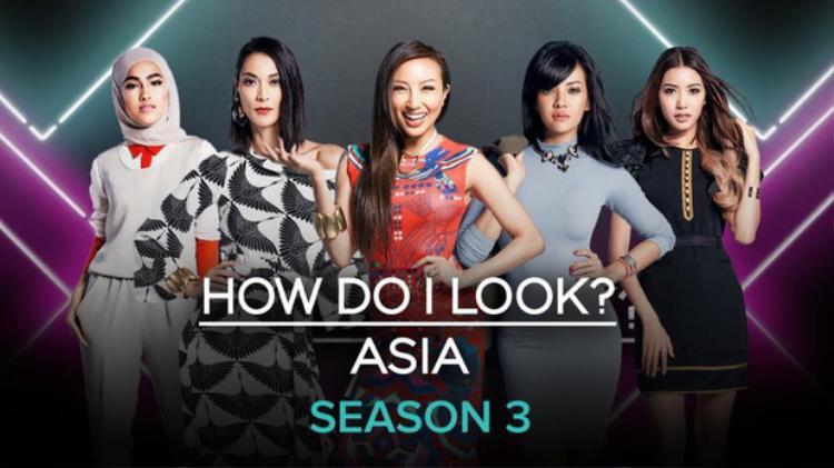 Jeannie Mai (giữa), cô nàng người Mỹ gốc Việt lần thứ 3 phát triển How Do I Look tại châu Á sau khi kết thúc show tại Mỹ trước đó.