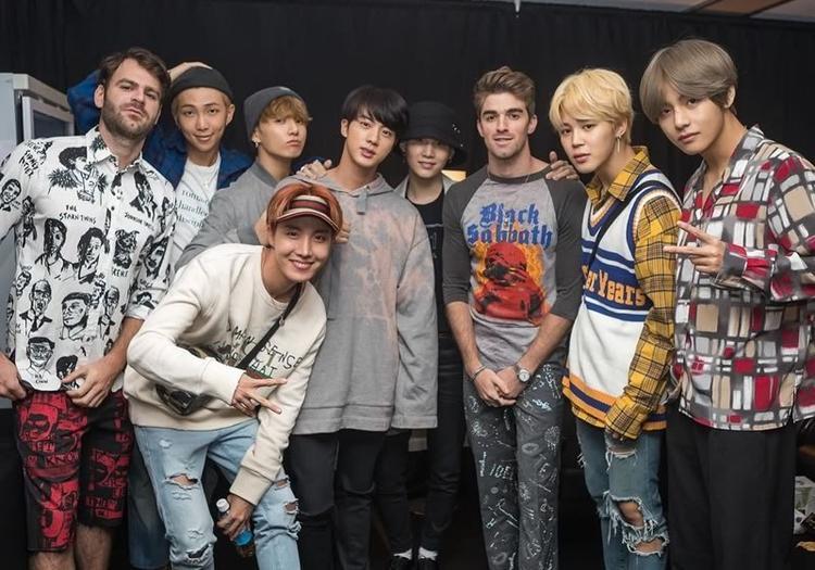 Fan BTS! Đừng ham MV mới mà bỏ lỡ bản EDM căng đét kết hợp cùng The Chainsmokers