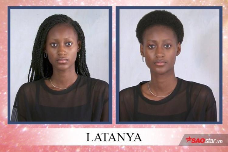"""Latanya chính là thí sinh thay đổi ngoạn mục nhất và """"vớt vát"""" cả phần makeover """"nhạt"""" đến khó hiểu của Next Top Hà Lan."""